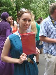 Вручение дипломов выпускникам очно заочной формы обучения РГГУ РУ