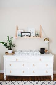 room table pads changing pad leather drawer pulls in this dresser changing table love the look