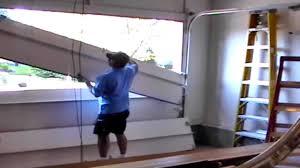 garage doors installationResidential Garage Door Installation  YouTube