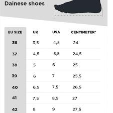Dainese Size Chart Dainese Stone 72 Mc Shoes Black Now 40 Savings Xlmoto Eu