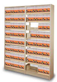 Chart Shelves 4 Post Chart Folder Shelving File Storage Charts Carts