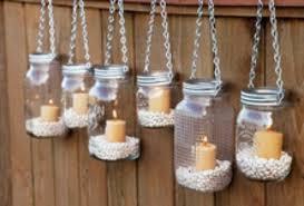 Candle Holders Diy More Wedding Idea Masonjar Mason Jar