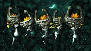 252353 2560x1440 Midna (The Legend of ...