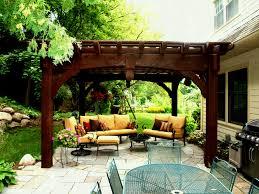 patio ideas garden pergola designs flat roof plans free home decor us diy outdoor design