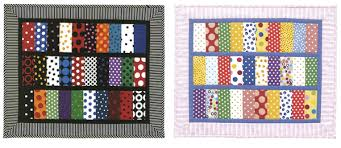 Quilts for kids (not babies, kids!) - Stitch This! The Martingale Blog & Little Dottie quilts from Polka-Dot Kids' Quilts Adamdwight.com