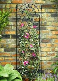 Small Picture Metal Garden Arbors And Trellises Foter
