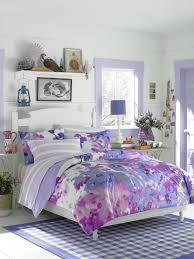 Purple Girls Bedrooms Girls Bedroom Creative Purple Girl Teen Bedroom Decoration Using