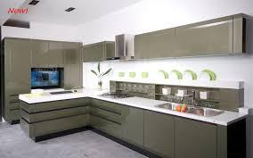 Modern Kitchen Cabinet Design L Shape Midl Furniture