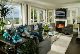 Brown And Turquoise Living Room Enchanting Living Room Ideas Teal Wonderful Interior Design For Home