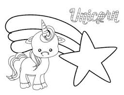 Unicorn Coloring Pages For Youth By Positive Counseling Tpt