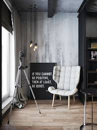 Dark And Moody Modern Industrial Apartment In Russia Interior Mesmerizing Modern Industrial Home Decor Decor