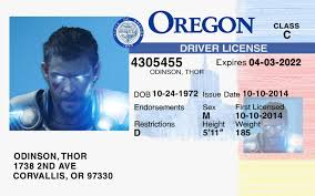 Ids Id Scannable Fake Idviking Drivers Oregon License Best or -
