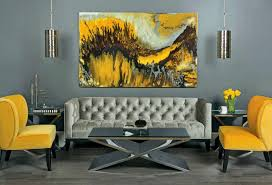 Yellow Chairs Living Room Yellow Living Room Chair Interior Design Quality Chairs