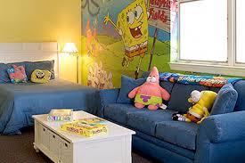 Fancy Idea Spongebob Room Decor SpongeBob Bedroom Decoration For Kids  FleurDuJourla Com Home