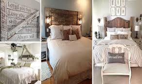 18 Rustic Farmhouse Bedroom Decor Ideas To Transform Your Bedroom   The ART  In LIFE