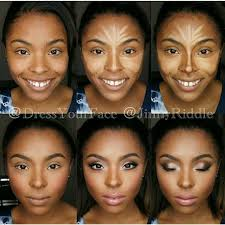dramatic contouring for high definition results dress your face certified makeup guide