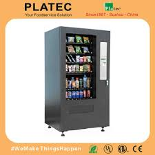 Used Snack Vending Machine Mesmerizing 48 Snack And Drink Combo Vending Machine With Ce Used Snack