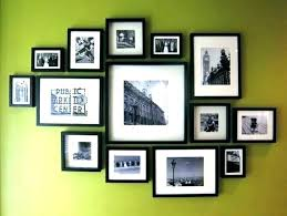 picture frames on wall. Family Frames For Wall Picture On Decor Tree .