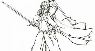 Small Picture lord of the rings colouring pages printable Archives Cool