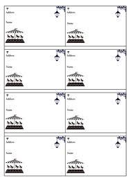 封筒発送に使える宛名ラベル特集 フリマアプリに イラスト系まとめ