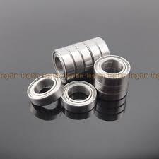 Купить [100 pcs] 8x14x4mm MR148zz 8*14*4 Metal Ball Bearing ...