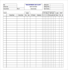 Format For Inventory List Sample Inventory List 30 Free Word Excel Pdf Documents Download