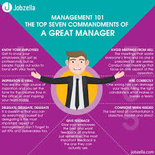 what makes a great employee what makes a great manager jobzella