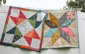 Easy DIY modern Star Baby quilt tutorial & ... star baby quilt tutorials Adamdwight.com