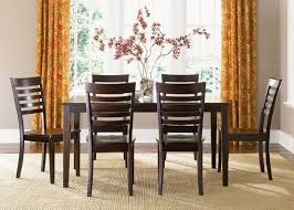 dining room black wood dining room sets with dazzling scheme new home with dark wood