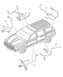 2007 chrysler aspen wiring body diagram i2170353