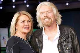 How Richard Branson won over his wife ...