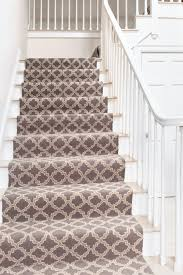Carpet Options For Stairs How To Choose A Runner Rug For A Stair Installation