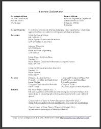 Digital Design A Systems Approach Sample Resume For A Graduate