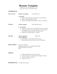 How To Write A Reference In A Resume Reference Resume Template