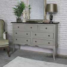 Large Vintage Grey Chest Of As Grey Bedroom Furniture Grey Chest Of Drawers  Bedroom