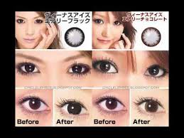 korean make up eye line natural cara make up korea