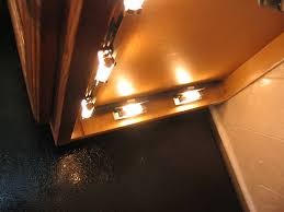 Under Counter Kitchen Lights Under Cabinet Lights Location With Regard To Popular Solutions