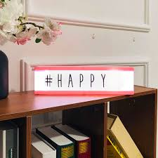 Decora Led Night Light Details About 83pcs Letters Led Night Light Box Diy Patterns Cards Table Lamp Gift Home Decora