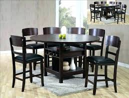 dining table with lazy susan built in round dining table with lazy round dining table for