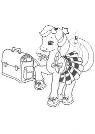 Small Picture My little pony running on the beach coloring pages Hellokidscom