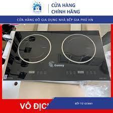 Bếp Từ Đôi 𝗖𝗛Í𝗡𝗛 𝗛Ã𝗡𝗚 𝟏𝟎𝟎% Bếp Từ Đôi Genny GN-222T- An Toàn,  Tiết Kiệm Điện- Bếp Từ Nhập Khẩu giá cạnh tranh