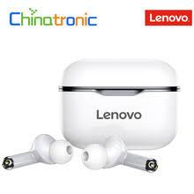 Original <b>Lenovo LP1</b> TWS <b>Wireless</b> Earphone Dual Stereo Noise ...
