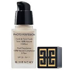givenchy photo perfexion fluid foundation spf 20 pa givenchy photo perfexion fluid foundation spf 20 pa in 1 perfect ivory for fair plexions with