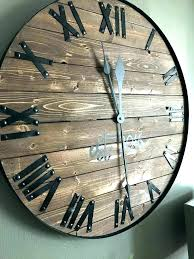 large wall clocks hobby lobby big clock decorating ideas suitable with huge nz make a large clocks for wall