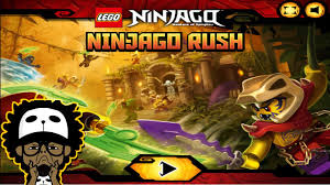 LEGO Ninjago Ninja Rush Game (Page 1) - Line.17QQ.com
