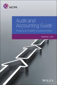 Aicpa Due Date Chart 2018 Audit And Accounting Guide Property And Liability Insurance Entities 2018 Nook Book