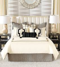 designer bedspreads bedroom bella notte baby bedding limojes contemporary luxury limoges cream collection rose beautiful sets