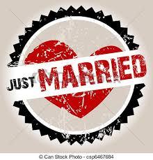 """Résultat de recherche d'images pour """"DESSIN JUST MARRIED"""""""
