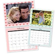 Custom Photo Calender Make A Personalized Calendar For Him Personalised