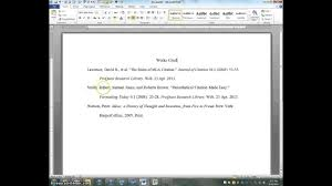 Mla In Text Citation For Website Mla Parenthetical Citation Part 1 Youtube